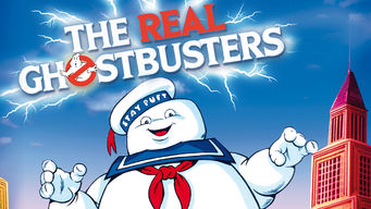 Locandina di The Real Ghostbusters