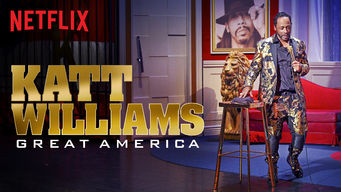 Locandina di Katt Williams: Great America