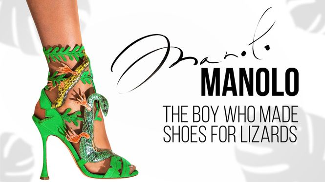 Locandina di Manolo: The Boy Who Made Shoes for Lizards